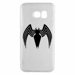 Чохол для Samsung S6 EDGE Spider venom