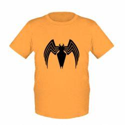Дитяча футболка Spider venom