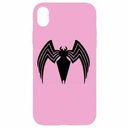 Чохол для iPhone XR Spider venom