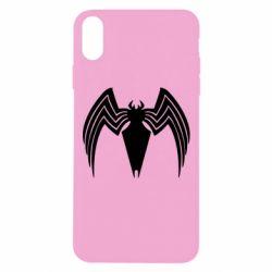 Чохол для iPhone Xs Max Spider venom