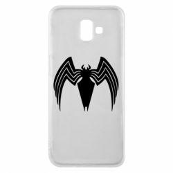 Чохол для Samsung J6 Plus 2018 Spider venom