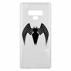 Чохол для Samsung Note 9 Spider venom