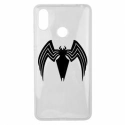 Чехол для Xiaomi Mi Max 3 Spider venom