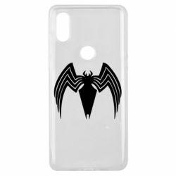 Чехол для Xiaomi Mi Mix 3 Spider venom