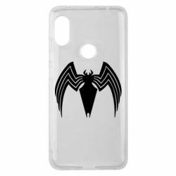 Чехол для Xiaomi Redmi Note 6 Pro Spider venom