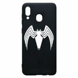 Чохол для Samsung A20 Spider venom