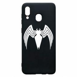 Чохол для Samsung A30 Spider venom