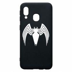 Чохол для Samsung A40 Spider venom