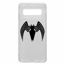 Чохол для Samsung S10 Spider venom