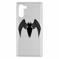 Чохол для Samsung Note 10 Spider venom