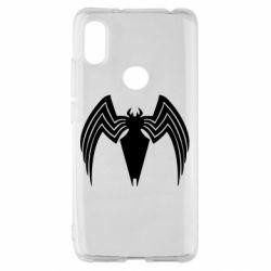 Чехол для Xiaomi Redmi S2 Spider venom