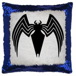 Подушка-хамелеон Spider venom
