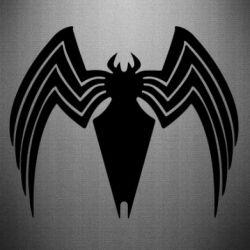 Наклейка Spider venom