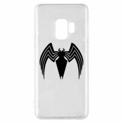 Чохол для Samsung S9 Spider venom