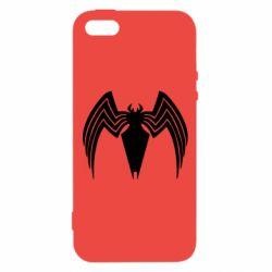 Чохол для iphone 5/5S/SE Spider venom