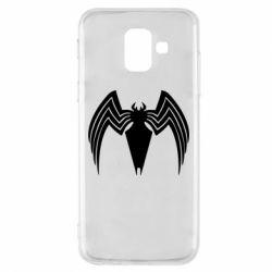 Чохол для Samsung A6 2018 Spider venom