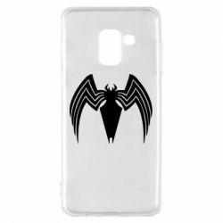 Чохол для Samsung A8 2018 Spider venom