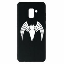 Чохол для Samsung A8+ 2018 Spider venom