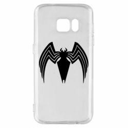 Чохол для Samsung S7 Spider venom
