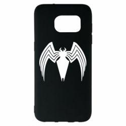 Чохол для Samsung S7 EDGE Spider venom