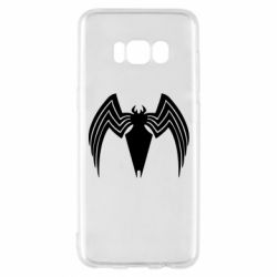 Чохол для Samsung S8 Spider venom
