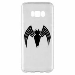 Чохол для Samsung S8+ Spider venom