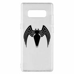 Чохол для Samsung Note 8 Spider venom