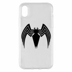 Чохол для iPhone X/Xs Spider venom
