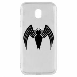 Чохол для Samsung J3 2017 Spider venom