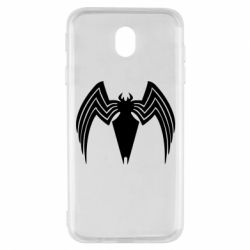 Чохол для Samsung J7 2017 Spider venom