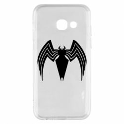 Чохол для Samsung A3 2017 Spider venom