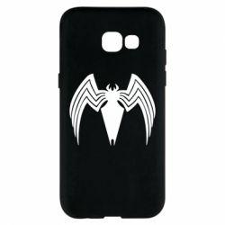 Чохол для Samsung A5 2017 Spider venom