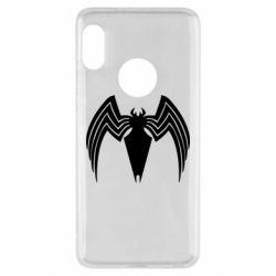 Чехол для Xiaomi Redmi Note 5 Spider venom
