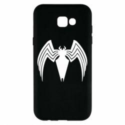 Чохол для Samsung A7 2017 Spider venom