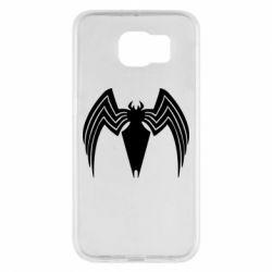 Чохол для Samsung S6 Spider venom