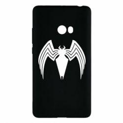 Чехол для Xiaomi Mi Note 2 Spider venom