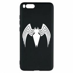 Чехол для Xiaomi Mi Note 3 Spider venom