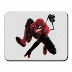 Коврик для мыши Spiderman flat vector