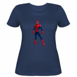 Жіноча футболка Spiderman in costume