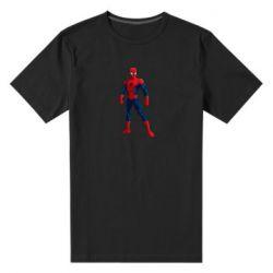 Чоловіча стрейчева футболка Spiderman in costume