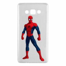 Чохол для Samsung A7 2015 Spiderman in costume