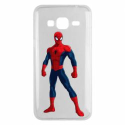 Чохол для Samsung J3 2016 Spiderman in costume