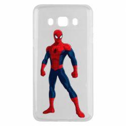 Чохол для Samsung J5 2016 Spiderman in costume