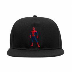 Снепбек Spiderman in costume