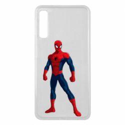 Чохол для Samsung A7 2018 Spiderman in costume