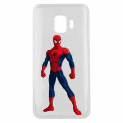 Чохол для Samsung J2 Core Spiderman in costume