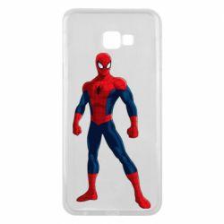 Чохол для Samsung J4 Plus 2018 Spiderman in costume