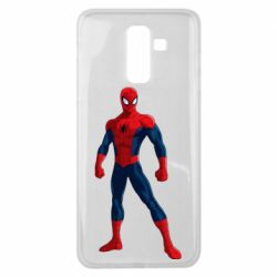 Чохол для Samsung J8 2018 Spiderman in costume