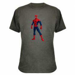 Камуфляжна футболка Spiderman in costume