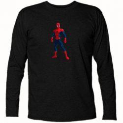 Футболка з довгим рукавом Spiderman in costume